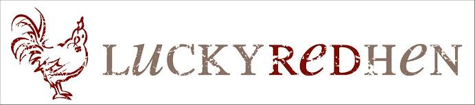 Lucky Red Hen