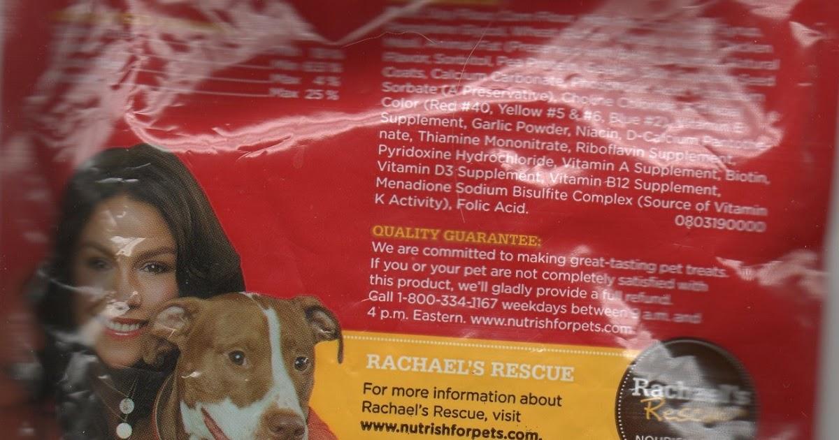 Rachael Ray  Ingredient Dog Food