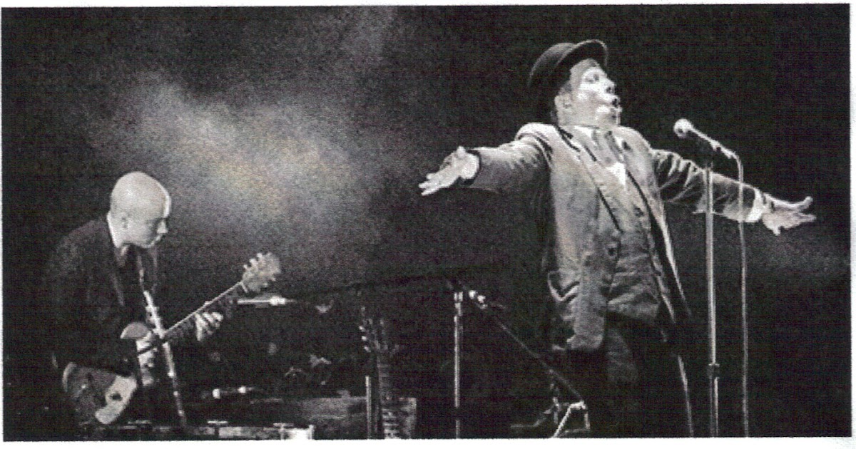 Tom Waits Real Gone Tour