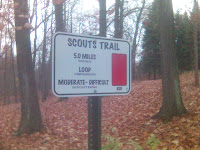 Boy Scout Trail Head
