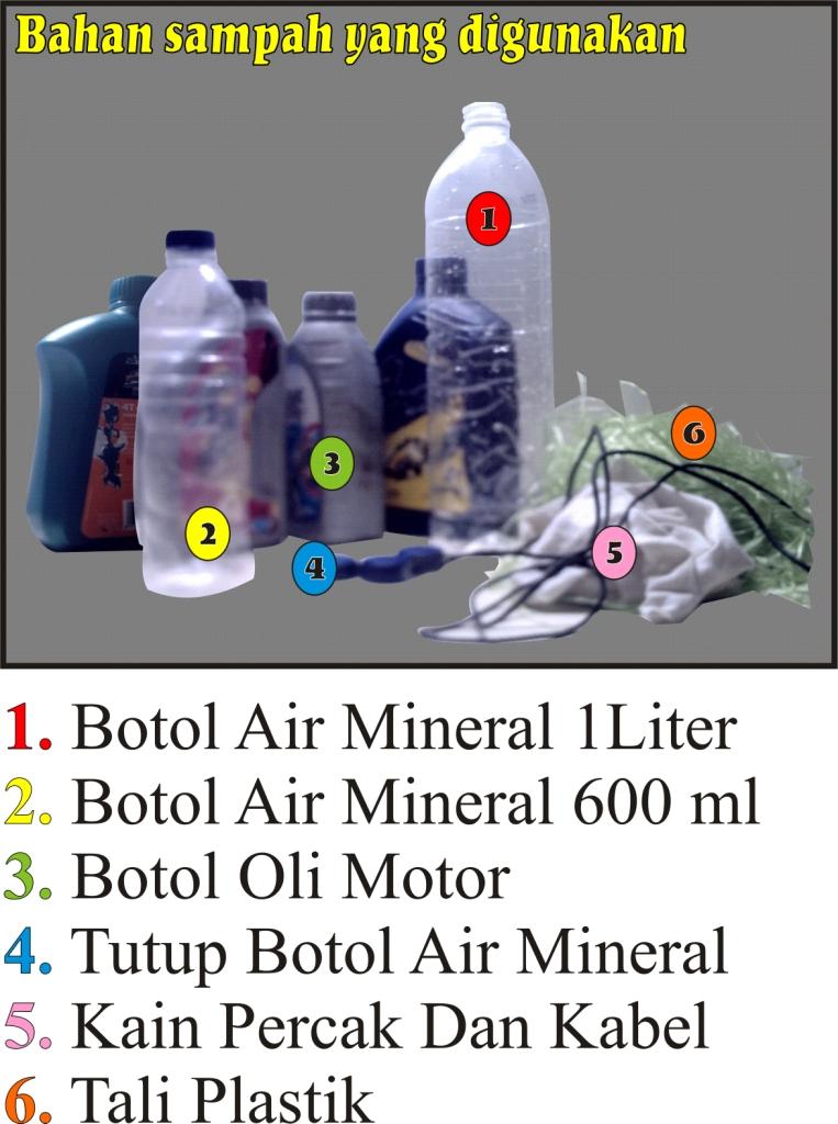 Cara Membuat Pesawat Kertas Yang Bisa Terbang Super Jauh: Cara Membuat Celengan Unik Dari Botol Plastik