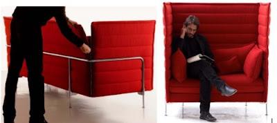 Fantabulous Design Alcove Sofa