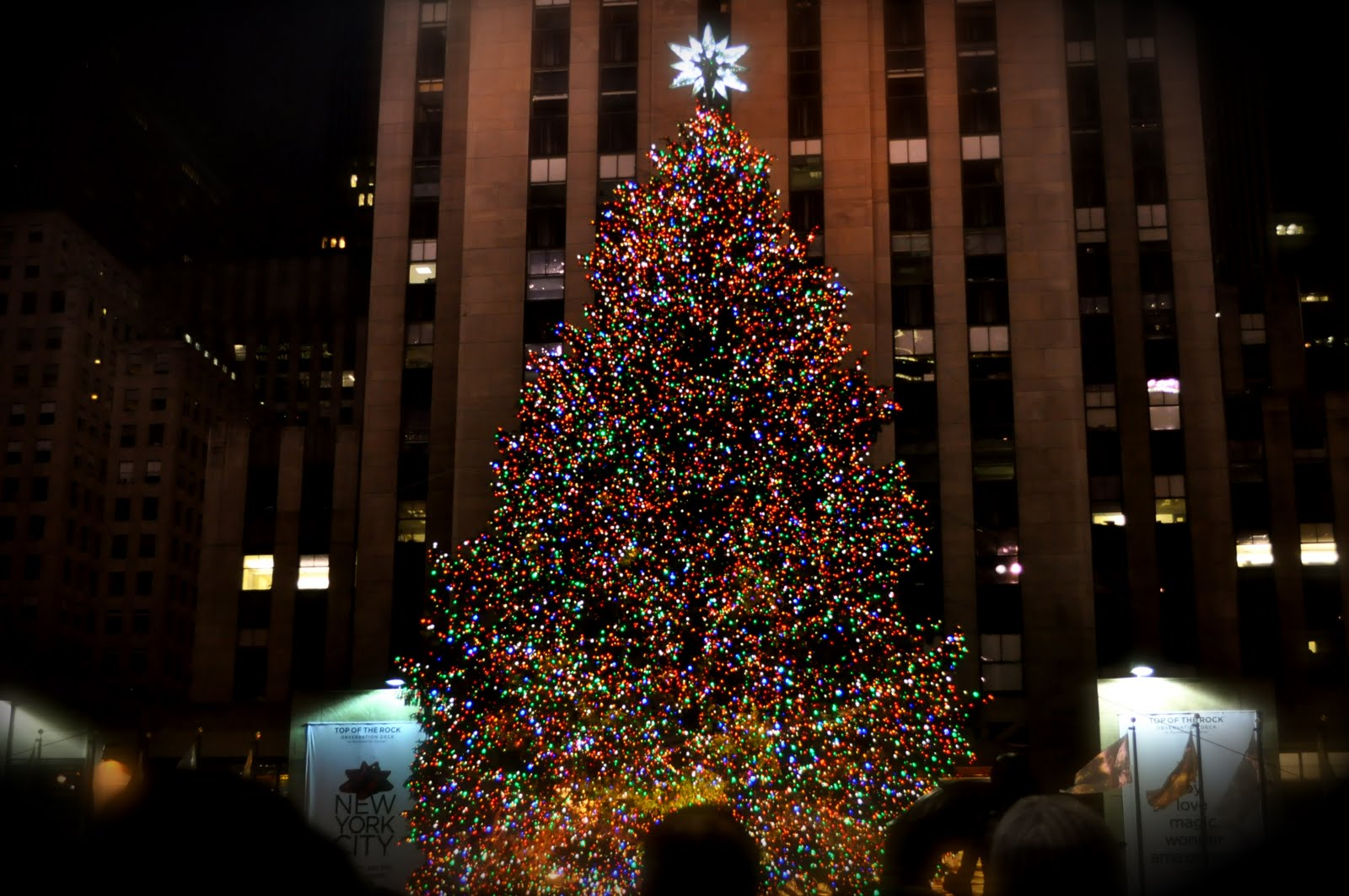 Chikalog Rockefeller Center Christmas Tree