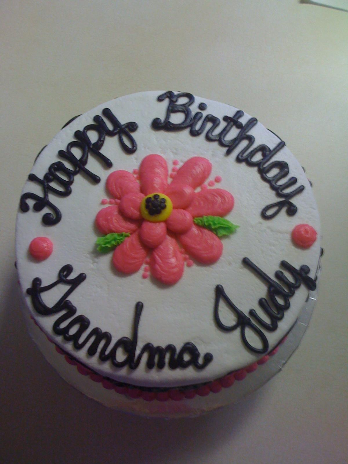 Happy Birthday Cake Lucky