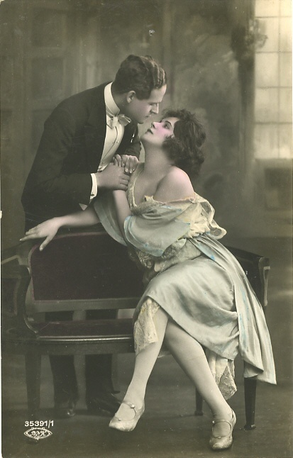 love and sex in the 1920s