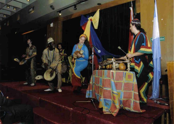 Encuentro Multicultural Argentino Congoleño