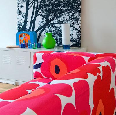 sofablog marimekko bez ge f r ikea sofas. Black Bedroom Furniture Sets. Home Design Ideas