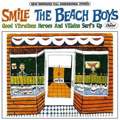 Smile bootleg Odeon records