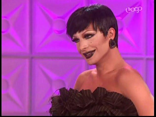 Raven em RuPaul's Drag Race (Foto: Reprodução)