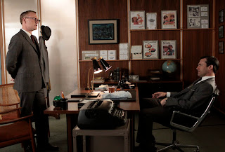 Mad Men Season 3 Episode 10 The Color Blue Tom Lorenzo