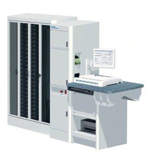 Quot Visual Pharmacy Plus Quot Robotics Dispensing Systems Interface