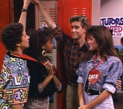 Saved by the bell sex story