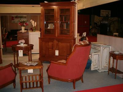 Du bois duffour du meuble salon de l 39 habitat mars 2008 for Salon de l habitat le mans 2017