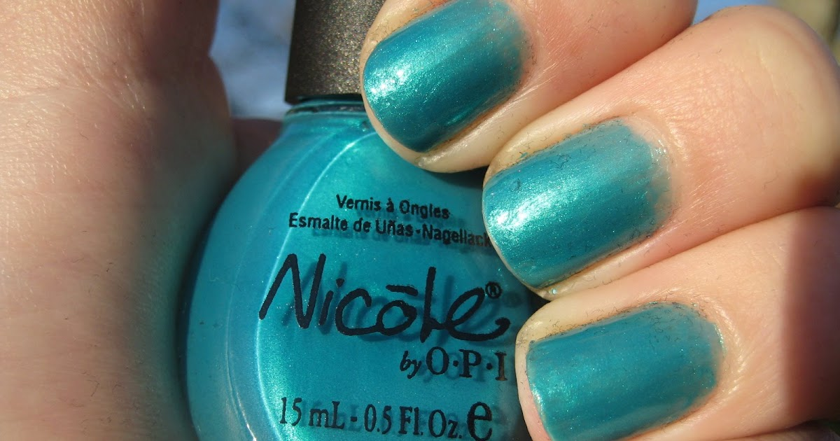 The Great Lacquer Hunt Nicole By Opi Respect The World