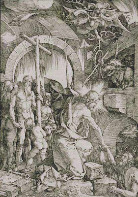Albrecht Dürer  The Large Passion: The Harrowing of Hell