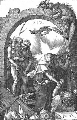 Albrecht Dürer  The Engraved Passion: Christ in Limbo