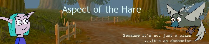 Aspect of the Hare: Pike's World of WarCraft Blog