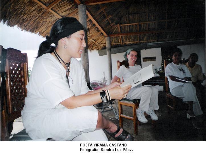 Casas de poesía, Cereté 2005