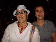 Con Yirama Castaño en la Ronda del SINÚ, 2007