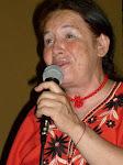 Poeta Marga López, Cereté 2007
