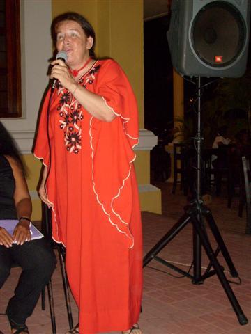 Marga López Díaz, Encuentro de Cereté 2007