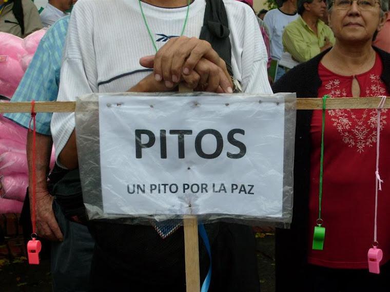 Marcha, 6 de marzo de 2008, Bucaramanga