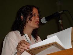 Inauguración Encuentro Mujeres Poetas, Cereté 2007