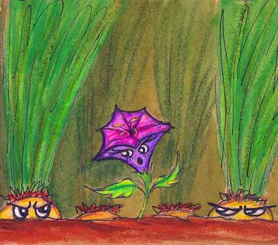 Lonely little petunia lyrics