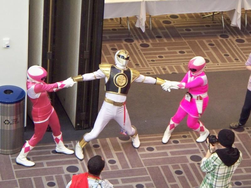 power rangers rencontre