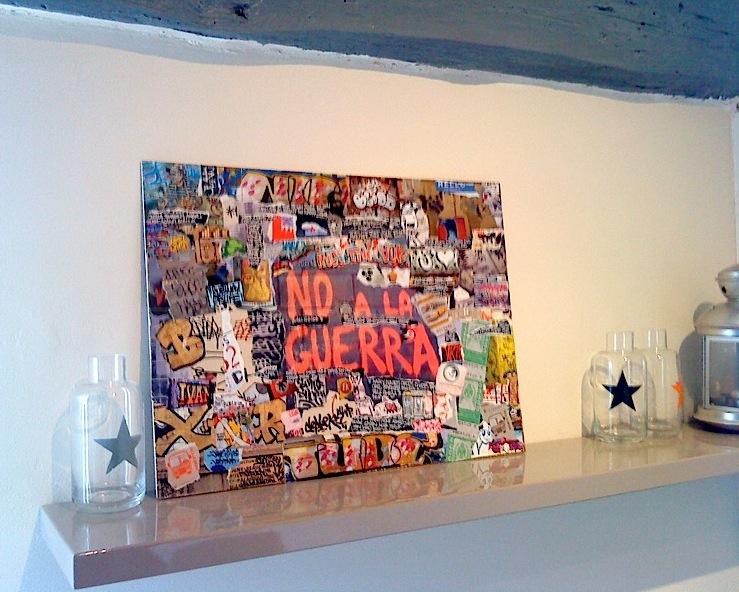 collage style street art valy 39 s blog. Black Bedroom Furniture Sets. Home Design Ideas