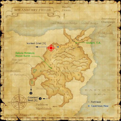 ffxi how to get to castle zvahl keep s