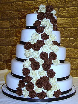 Gateau De Mariage 3 Chocolat