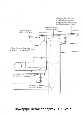Welcome To David S Srt251 Blog Drawing Exercise Downpipe