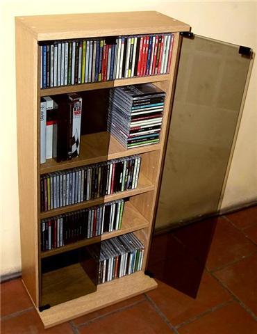 Curso de melamina tutorial despiece del mueble web del - Para guardar cds ...
