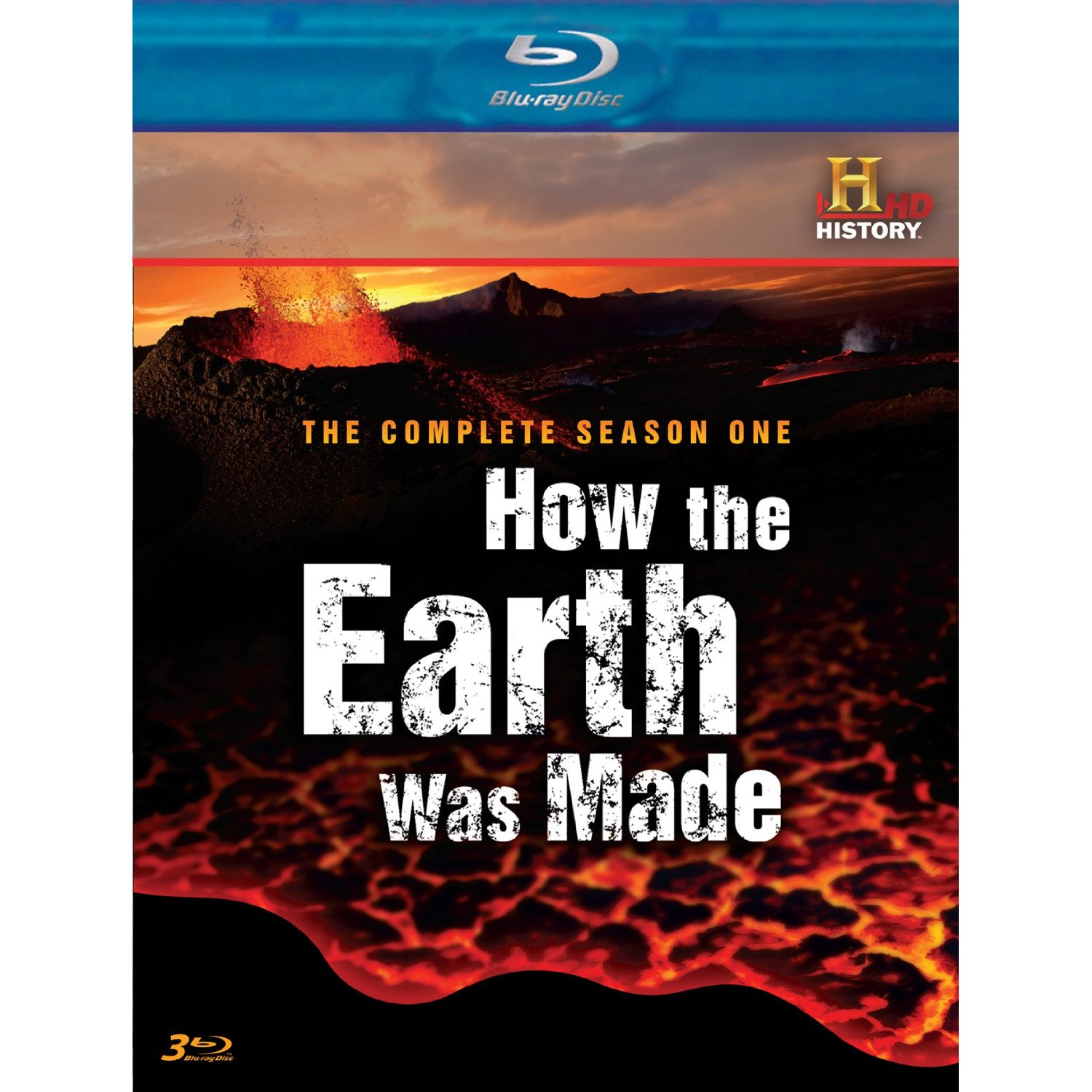 Blu Ray Journal How The Earth Was Made The Complete
