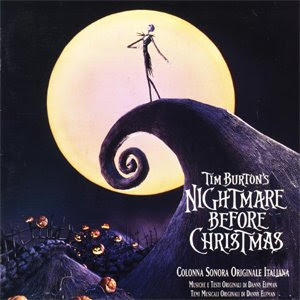 World of Soundtrack: Danny Elfman - The Nightmare Before Christmas ...