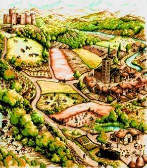 Feudalismo no Período Medieval