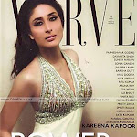 Kareena Kappoor In Verve Magazine Scan Photos