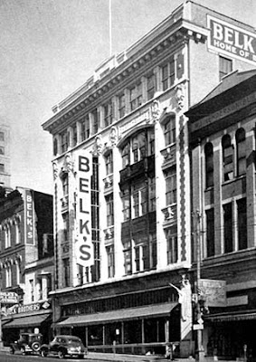 livemalls belk�s trade street fa231ade through the years