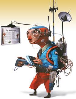 periodista multimedia