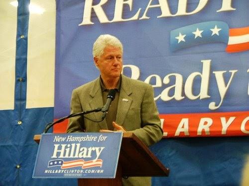 Bill Clinton Kiss My Ass 80
