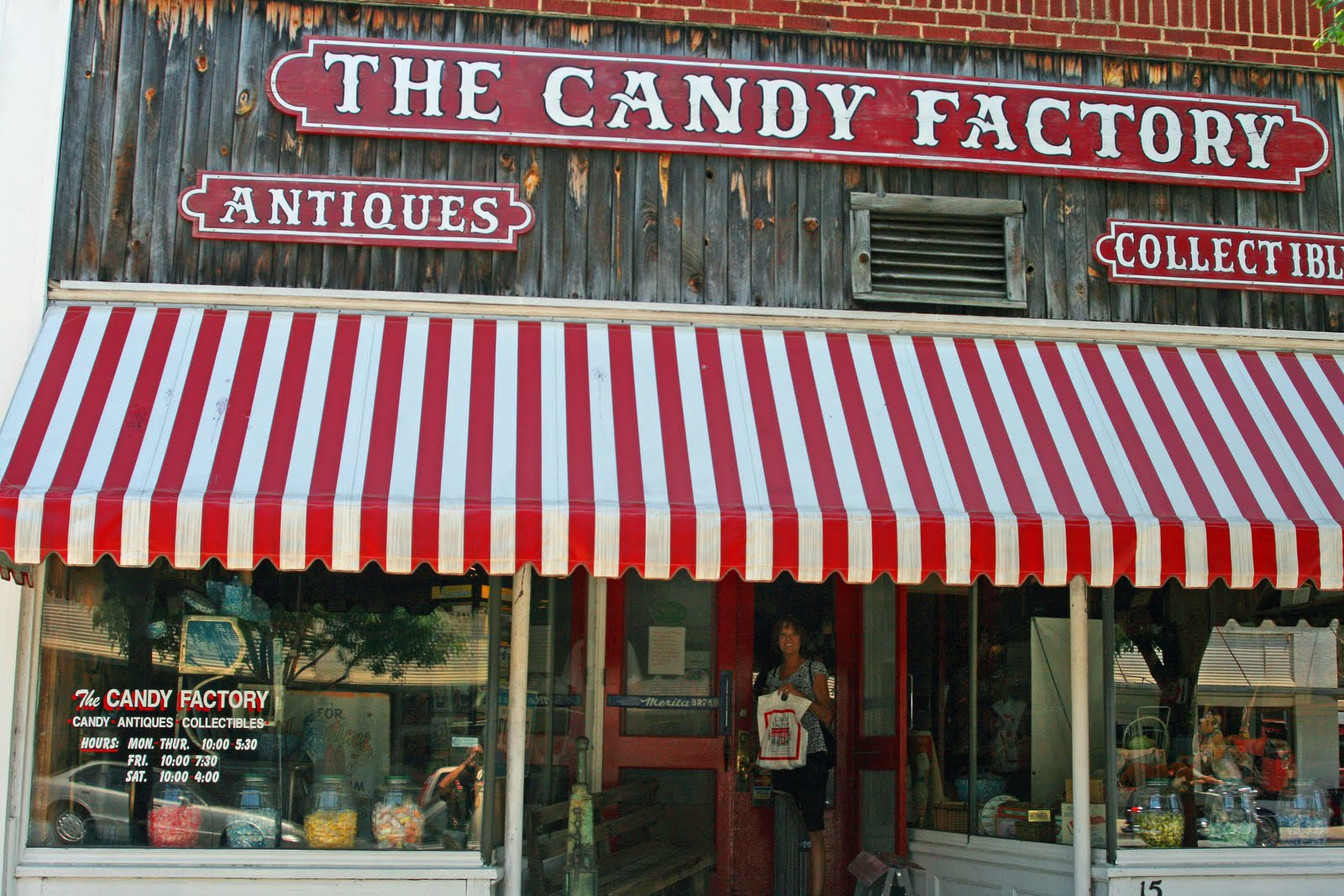 Old Fashion Candy Picture Signs 63