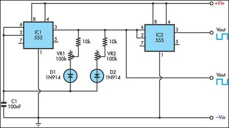 555 timer wiring diagram 2002 jetta cooling fan with variable on off times circuit schematic