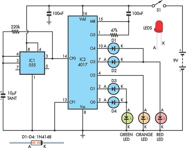 Wiring Diagram For Stop Lights Wiring Diagrams