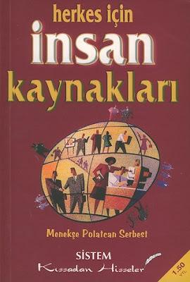 Menekşe Polatcan Serbest - Herkes İçin İnsan Kaynakları