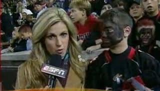 Vagabundas CNN: Erin Andrews(ESPNs reporter naked )