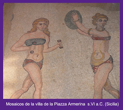 Mujeres en el Deporte: Mujeres olímpicas en la antigua Grecia