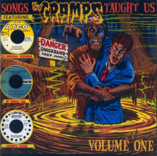 Songs The Cramps Taught Us Vol 1  Download Rock Music Free