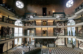 I came across The Liberty Hotel in Boston as I was searching for travel  options on Expedia. My husband's birthday is on May 2nd and I'd like to  take him ...