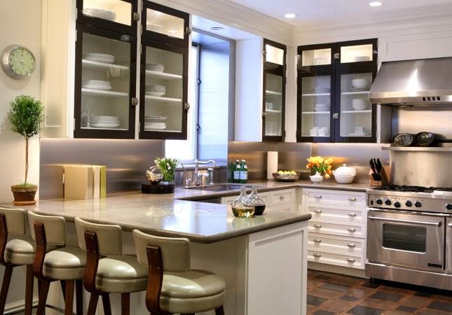 La dolce vita nathanegan interiors for Cocina sala y comedor juntos